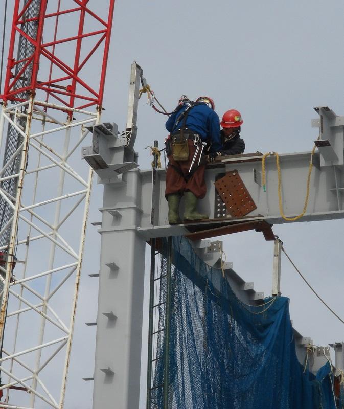 ナチュラルファクトリー北海道工場新築工事