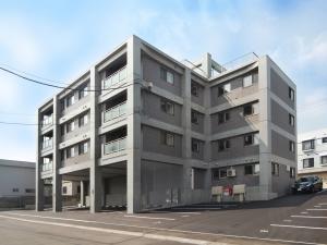 宮の沢3条マンション新築工事
